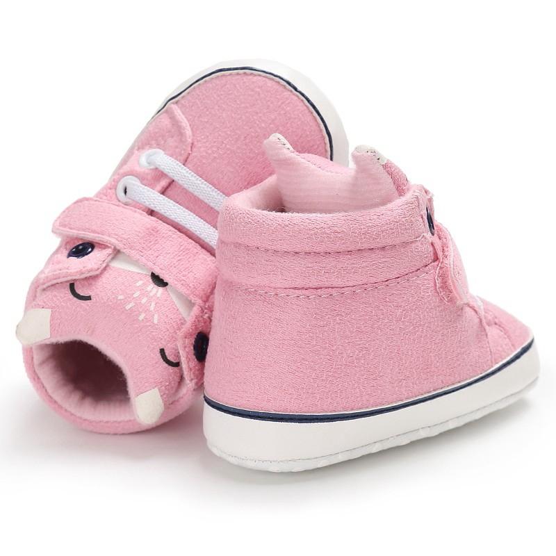1-paire-de-chaussures-de-bebe-d-039-automne-enfants-garcon-fille-tete-de-renard-G2Q6 miniature 35