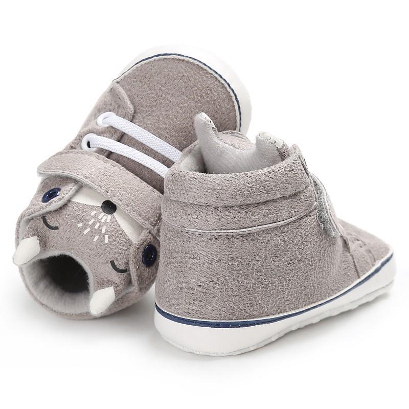 1-paire-de-chaussures-de-bebe-d-039-automne-enfants-garcon-fille-tete-de-renard-G2Q6 miniature 45