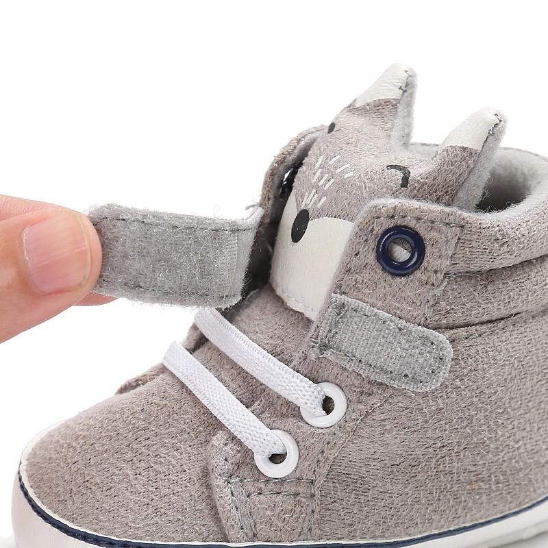 1-paire-de-chaussures-de-bebe-d-039-automne-enfants-garcon-fille-tete-de-renard-G2Q6 miniature 47