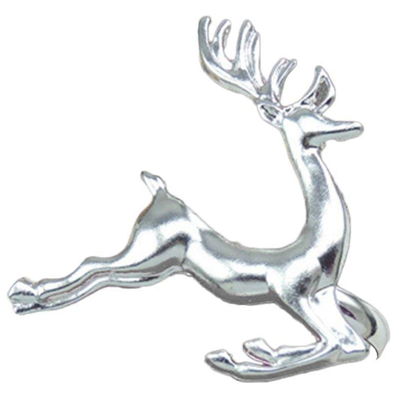 a2546ad95d8c Deer Shape Napkin Ring for Wedding Baby Shower Birthday Decoration ...