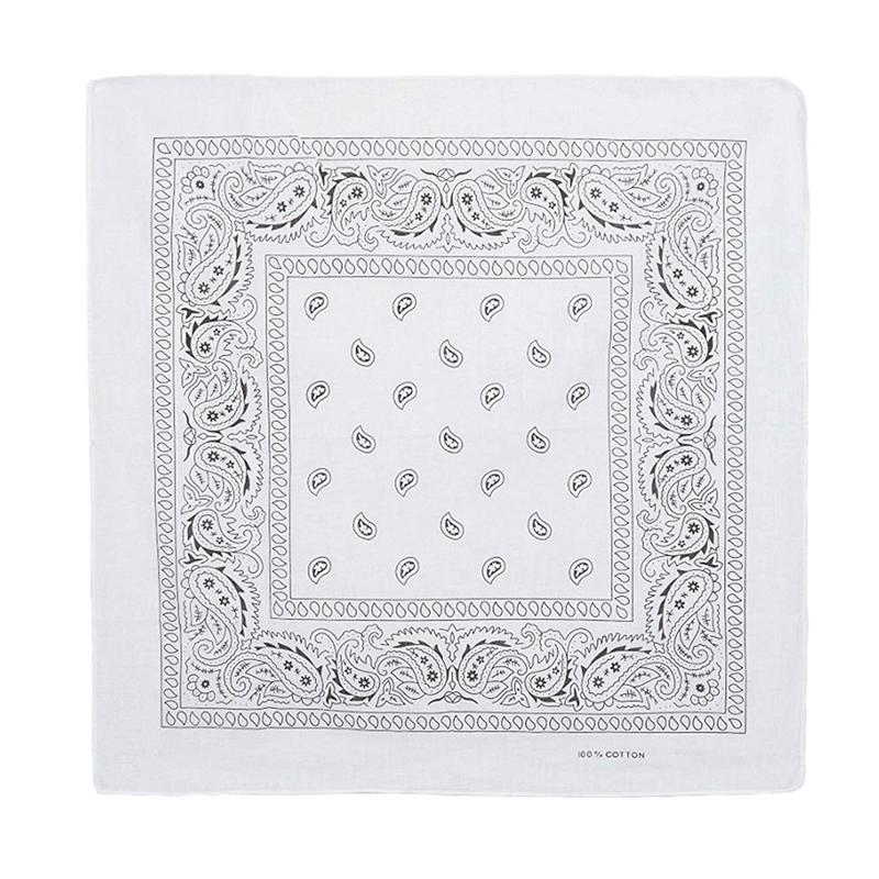 Set-de-3-bandanas-Paisley-Homme-et-Femme-57-x-57-cm-R9G3 miniature 16