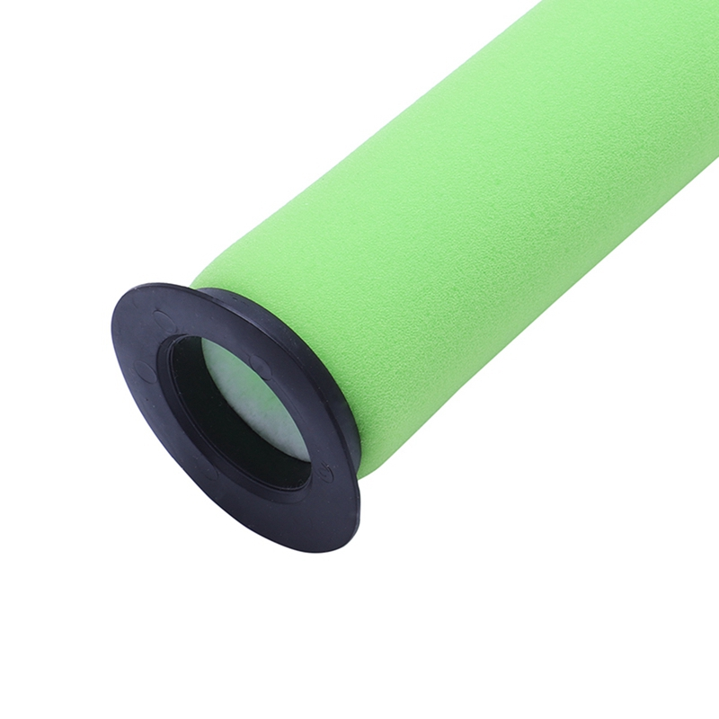 Green Washable Bin Stick Filter FOR GTECH AIRRAM MK2 K9 Cordless Vacuum Cleaner
