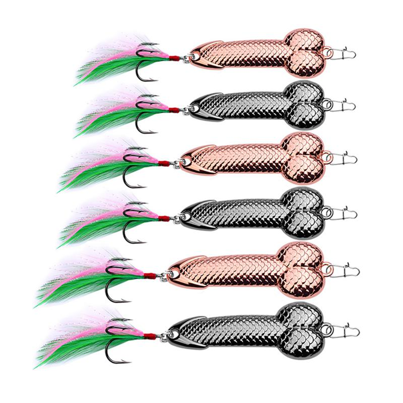 1Pcs-Fishing-Lures-Tackle-Hook-Dick-Spinner-Spoon-Pike-VIB-Wobble-Tackle-Ho-J3Z1 thumbnail 7