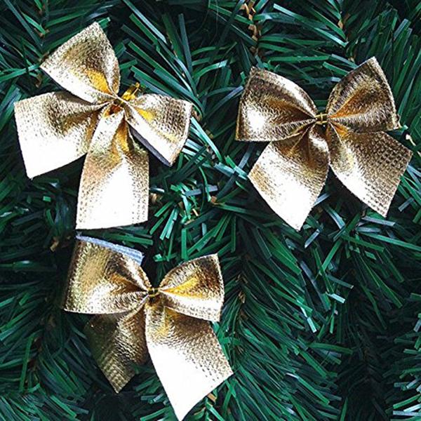 Indexbild 13 - 2X-24-stk-Dekoration-Ornament-Haengende-Ken-Bowk-Schleife-SchmetterliR5U8