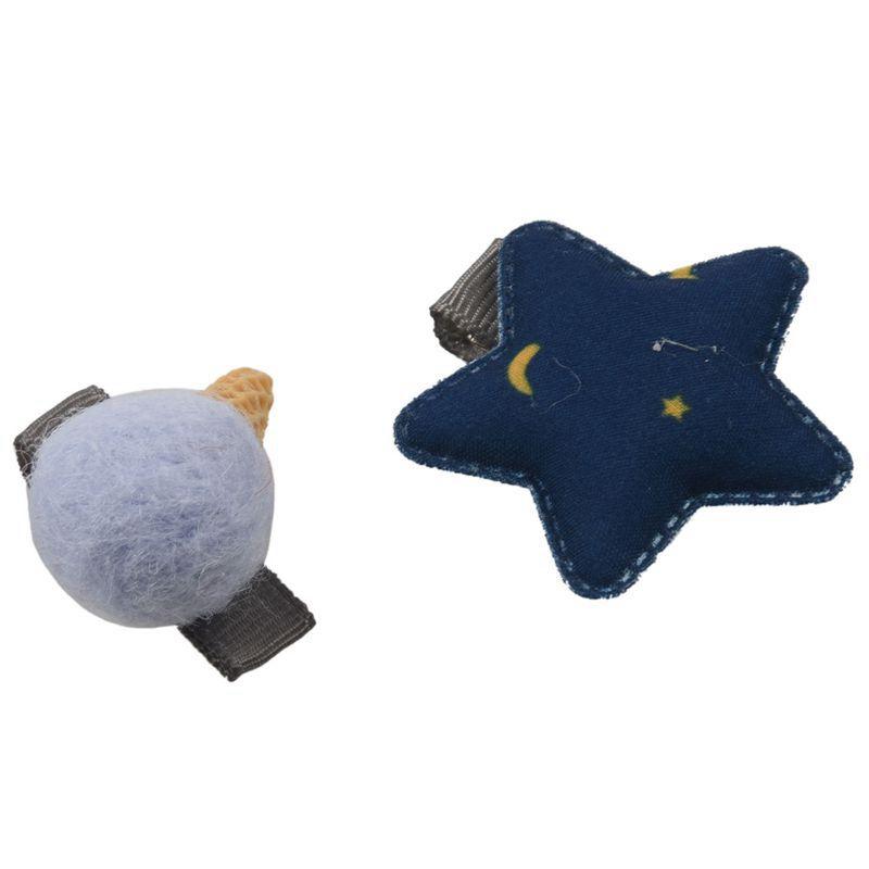 1-set-of-6pcs-cute-fabric-bear-Pentagram-Icecream-set-of-hairpin-combo-birt-V5O2 thumbnail 8