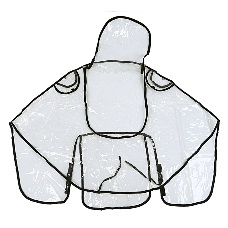 Bambino-Passeggino-Accessori-Impermeabile-Pioggia-Copertina-Vento-Polvere-S-X9W2 miniatura 2