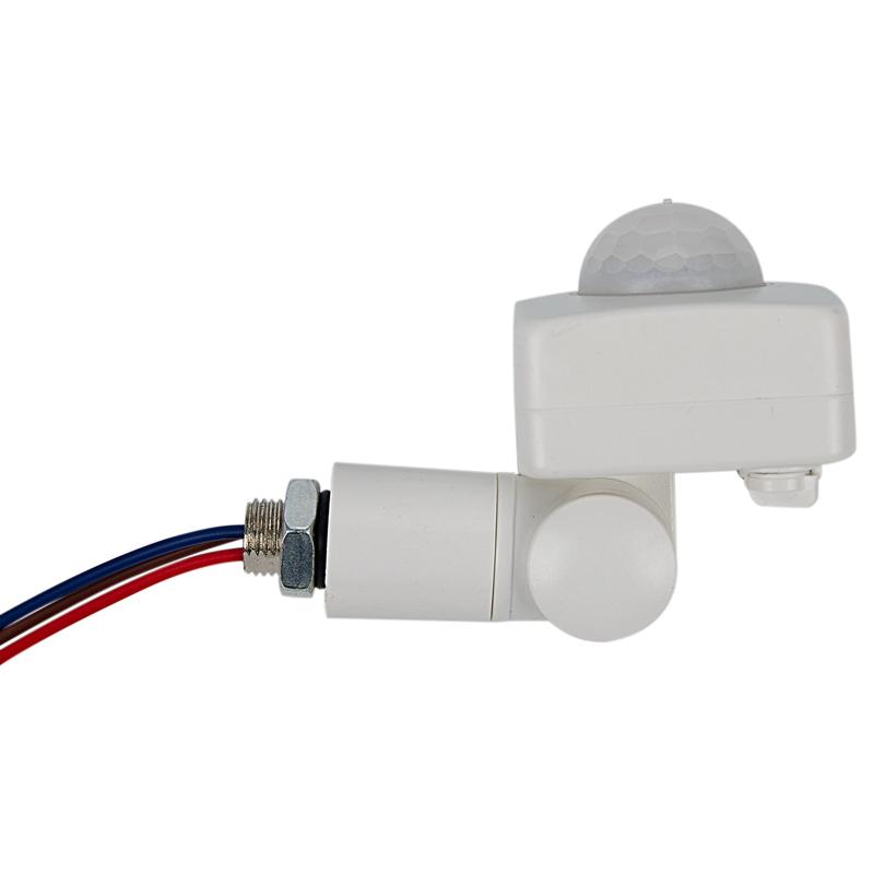 Haute-qualite-automatique-PIR-85-265V-securite-PIR-capteur-de-mouvement-inf-X9H9 miniature 4