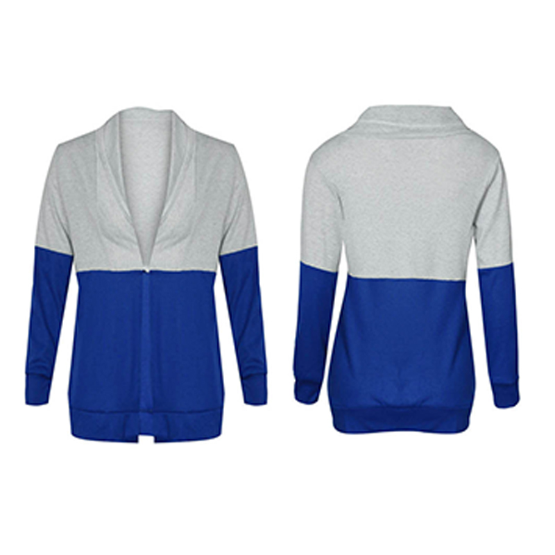 1X-Mode-Decontractee-Femmes-tricot-pull-a-manches-longues-col-Cardigan-pull-R9G7 miniature 21