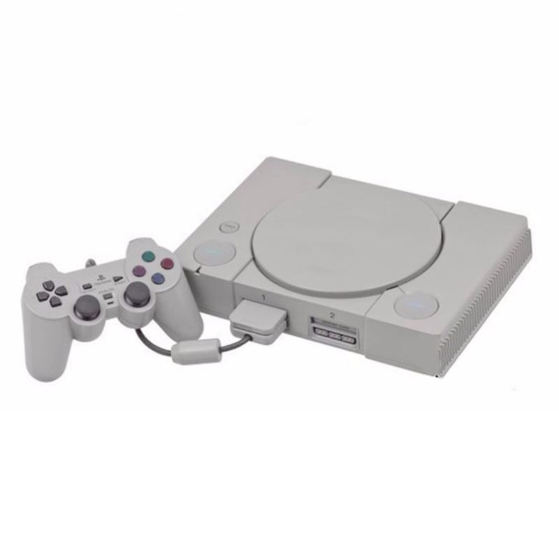 Third party product, not made by Sony Color: White Material: plastic size: 55x40x5mm. Package Contents: 1 x 1MB Memory Card for PS1