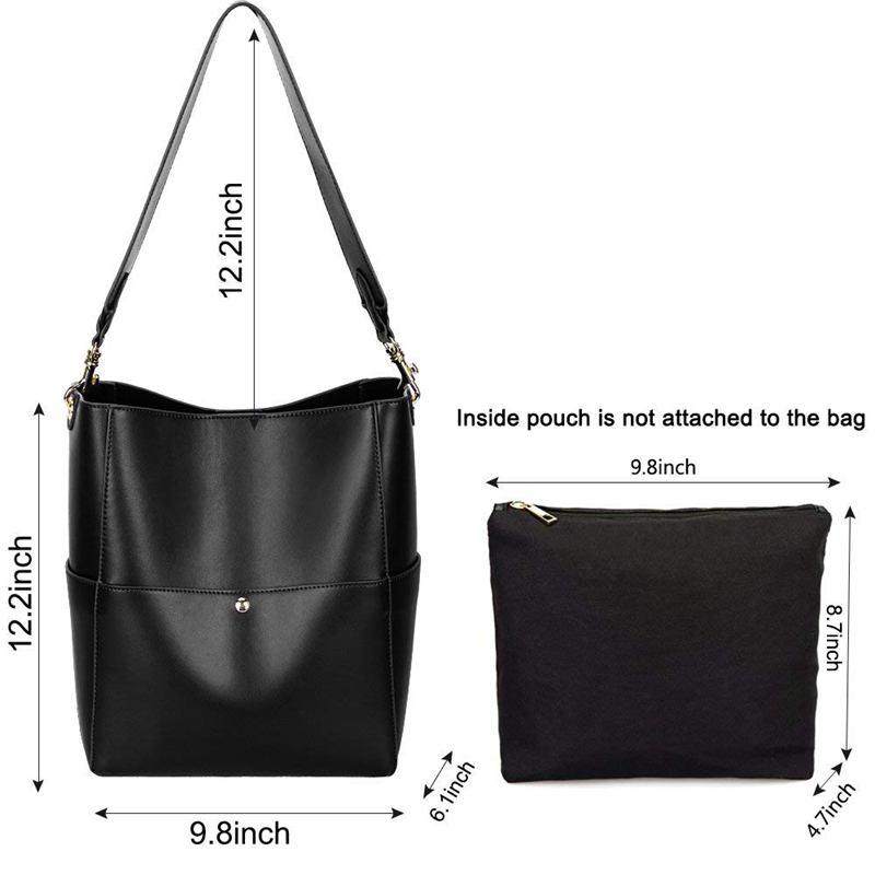 1X(Damen Vintage Leder Eimer Handtasche Schultertasche Handtasche Wallet A2V8) | | | Sale Düsseldorf  | Bestellung willkommen  | Deutschland Frankfurt  503245