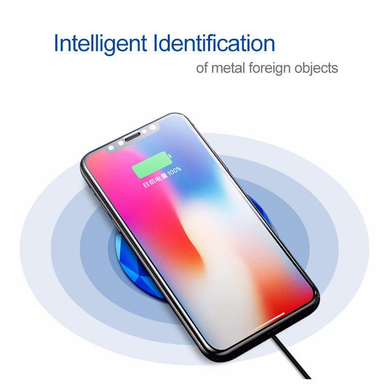 1X-Neues-Innovatives-Diamant-Modell-Kabelloses-Ladegerat-fuer-iPhone-x-8-QM3W3 Indexbild 4