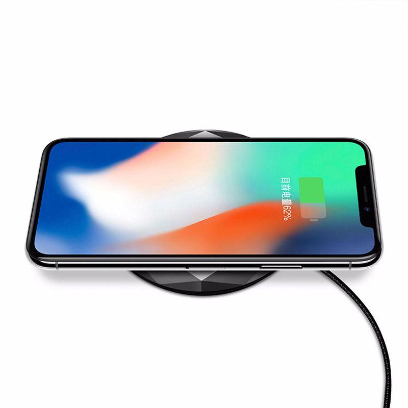1X-Neues-Innovatives-Diamant-Modell-Kabelloses-Ladegerat-fuer-iPhone-x-8-QM3W3 Indexbild 11