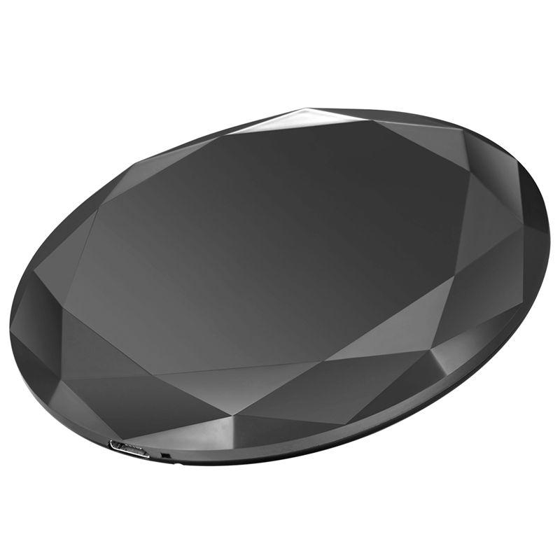 1X-Neues-Innovatives-Diamant-Modell-Kabelloses-Ladegerat-fuer-iPhone-x-8-QM3W3 Indexbild 15