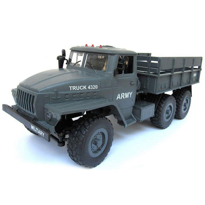 1X(Rc Camion 1  12 Simulation Pleine Grandeur 6 Roues Motrices Modele de Ca 1W5)