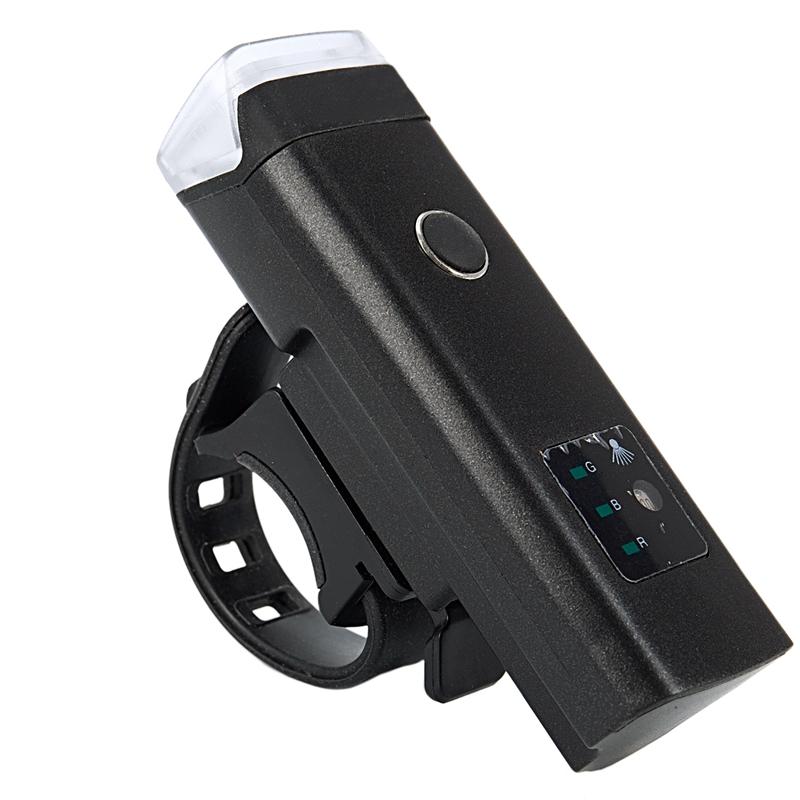 10XLuz De Bicicleta Faros De Inducción Inteligentes Iluminación Linterna R 9I9