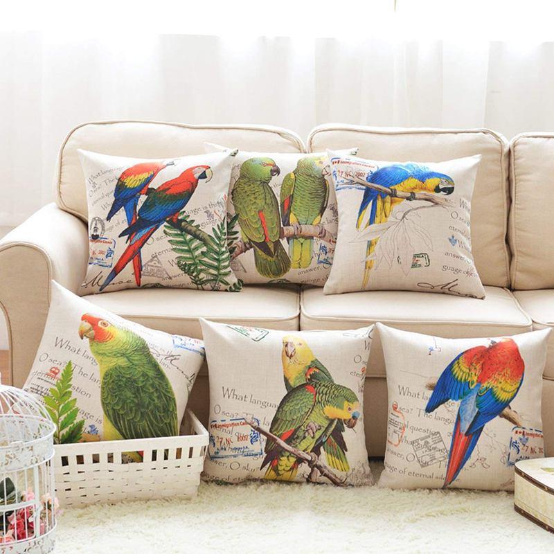 Cuscini per cuscini cuscini decorativi set di 4 cuscini per divano panca 1r7n5 ebay - Cuscini decorativi per divano ...