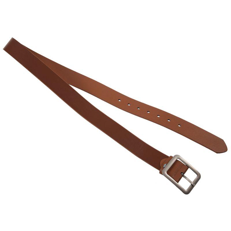 Maenner Taillenband Laessige Kleid Leder Pin Metall Guertel Guertel Taille  G4R3