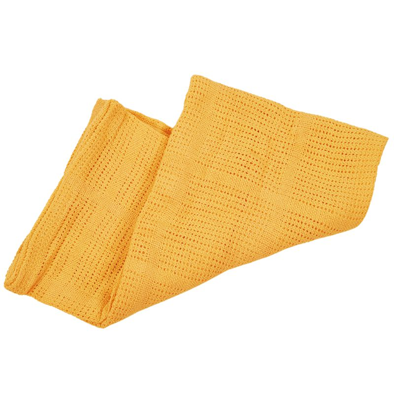 thumbnail 19 - 100% Cotton Baby Infant Cellular Soft Blanket Pram Cot Bed Mosses Basket Cr L3R8