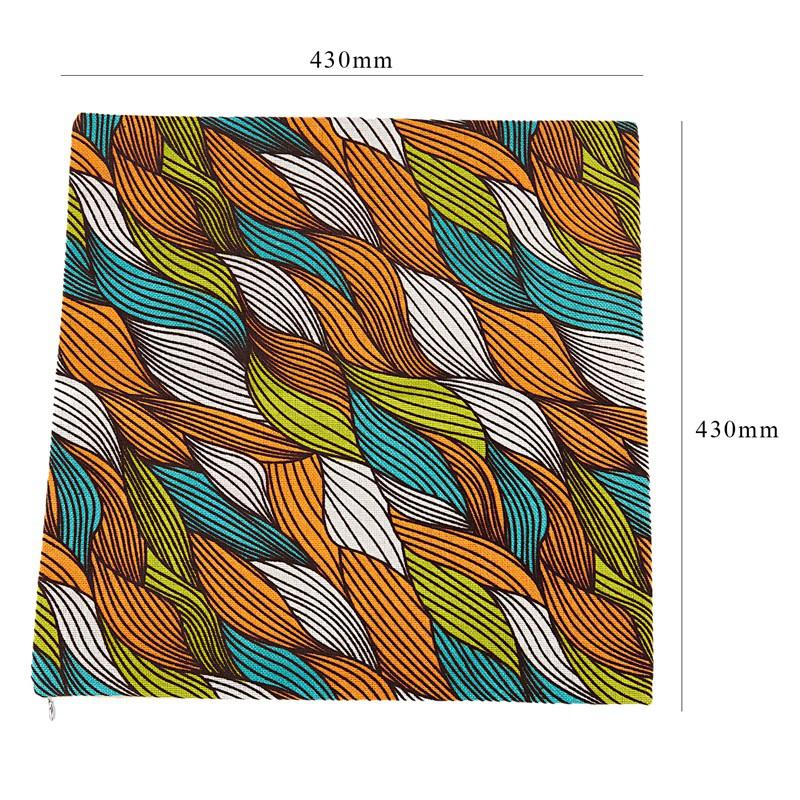 Pillow-Case-Cushion-Cover-Geometric-Patterns-Decorative-Home-Decor-Throw-Pi-Y2V6 thumbnail 19