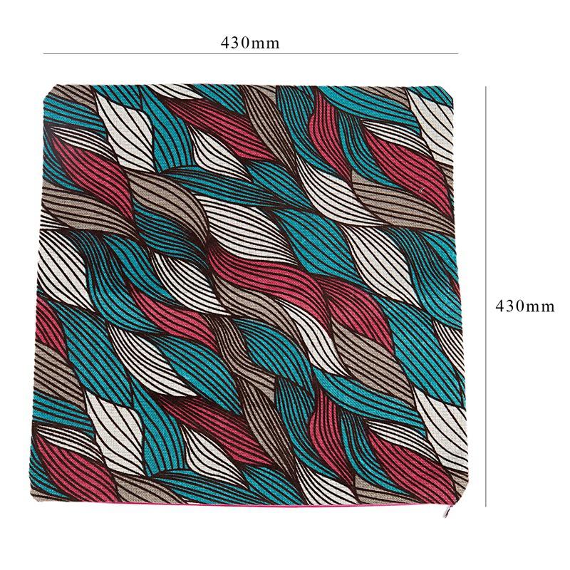 Pillow-Case-Cushion-Cover-Geometric-Patterns-Decorative-Home-Decor-Throw-Pi-Y2V6 thumbnail 28