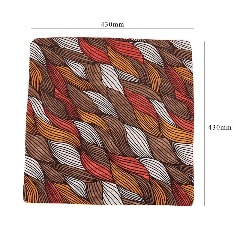Pillow-Case-Cushion-Cover-Geometric-Patterns-Decorative-Home-Decor-Throw-Pi-Y2V6 thumbnail 37