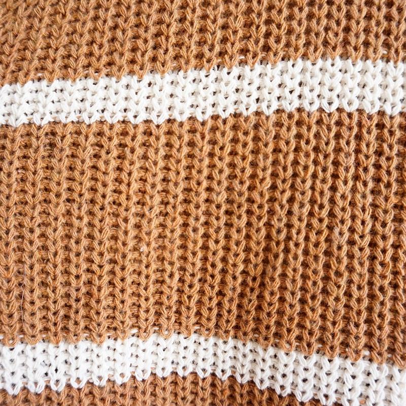 Nouveau-Pull-D-039-automne-D-039-hiver-Pour-Femme-Cardigan-A-Manches-Longues-Tricot-T2Q2 miniature 11