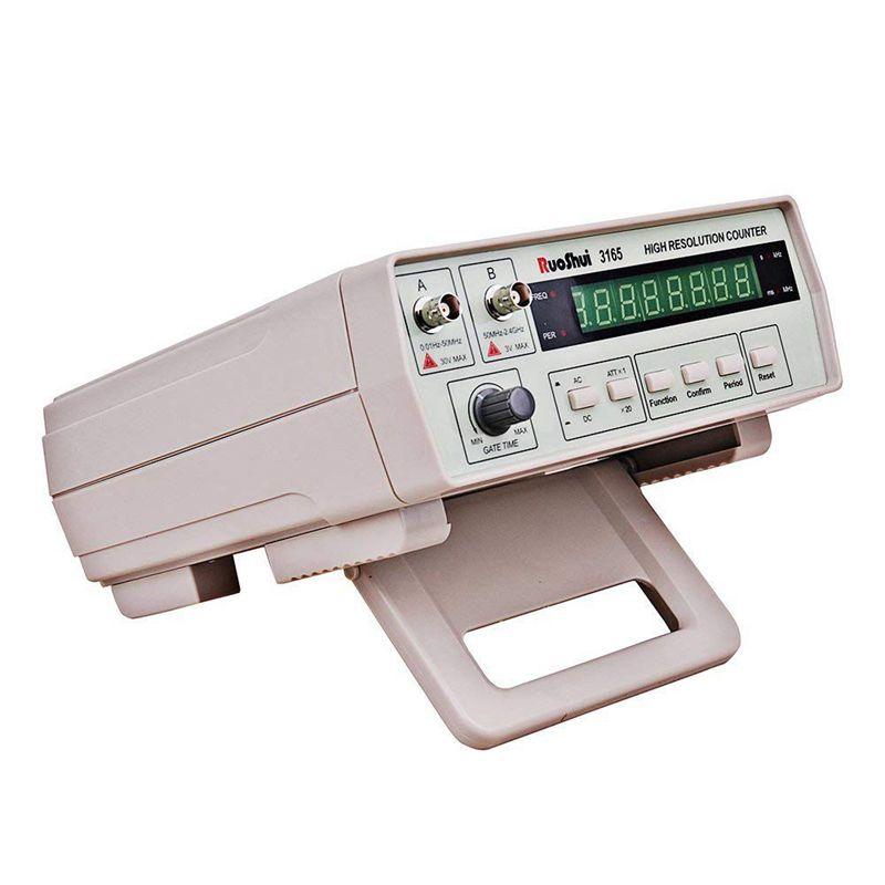 vc3165 frequenzzaehler frequenzmesser precision meter intelligent digital 0 0 w1 ebay. Black Bedroom Furniture Sets. Home Design Ideas