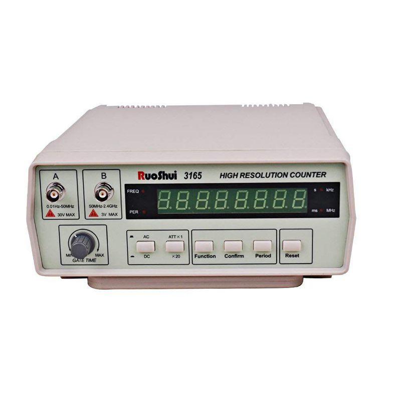 vc3165 frequenzzaehler frequenzmesser precision meter intelligent digital 0 c4g8 ebay. Black Bedroom Furniture Sets. Home Design Ideas
