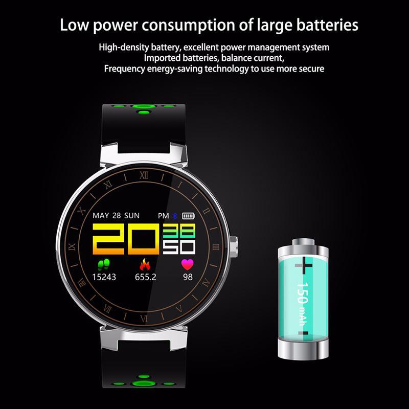 Banda-Inteligente-L8-Reloj-Rastreador-de-Ejercicios-de-Presion-Arterial-H1S2 miniatura 14