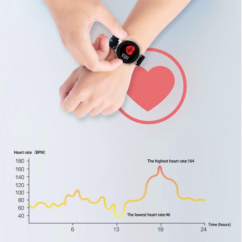 Banda-Inteligente-L8-Reloj-Rastreador-de-Ejercicios-de-Presion-Arterial-H1S2 miniatura 20