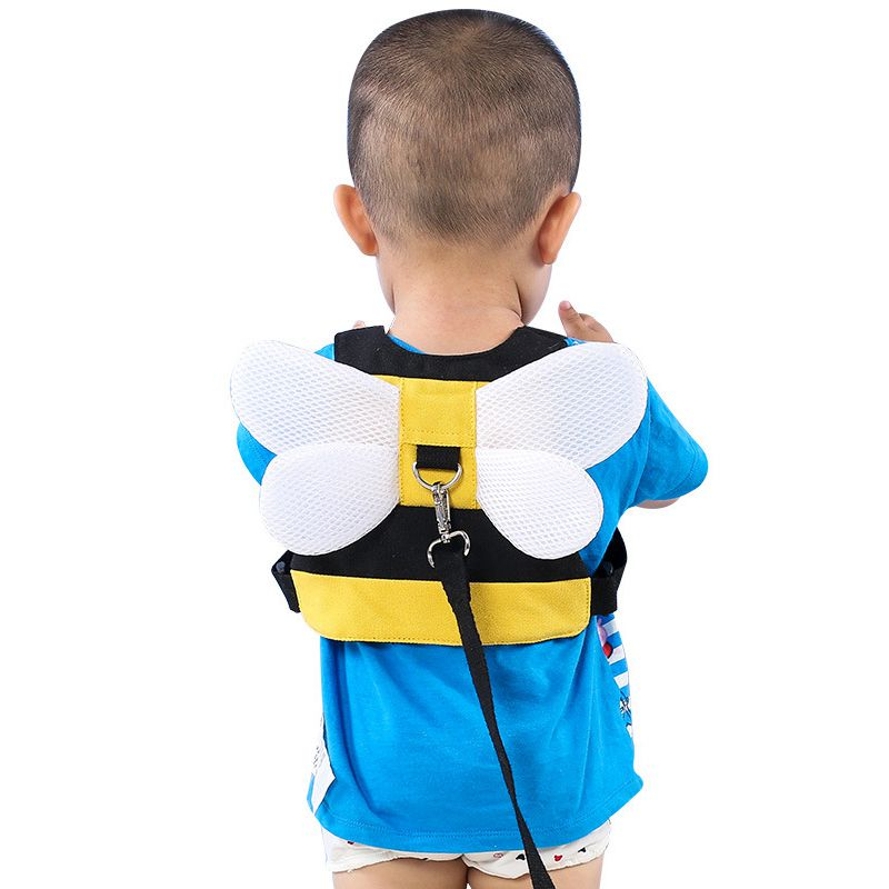 Toddler Anti Lost Walking Safety Harness With Leash Child Belt