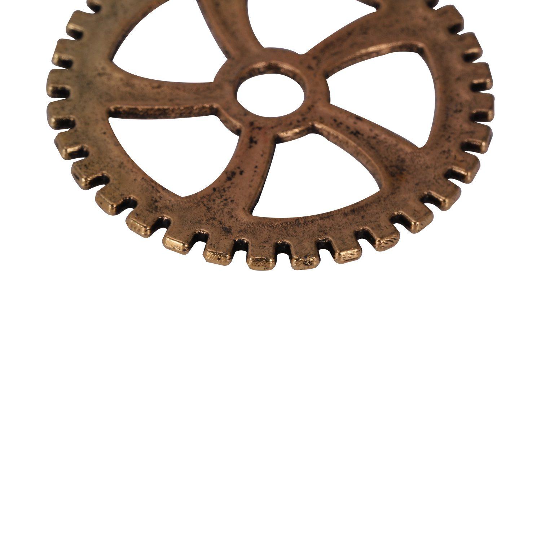 100g-Stueck-Uhrenteile-Steampunk-Zahnraeder-Gang-Sortierte-Uhr-Vintage-Schmu-M2O9 Indexbild 9