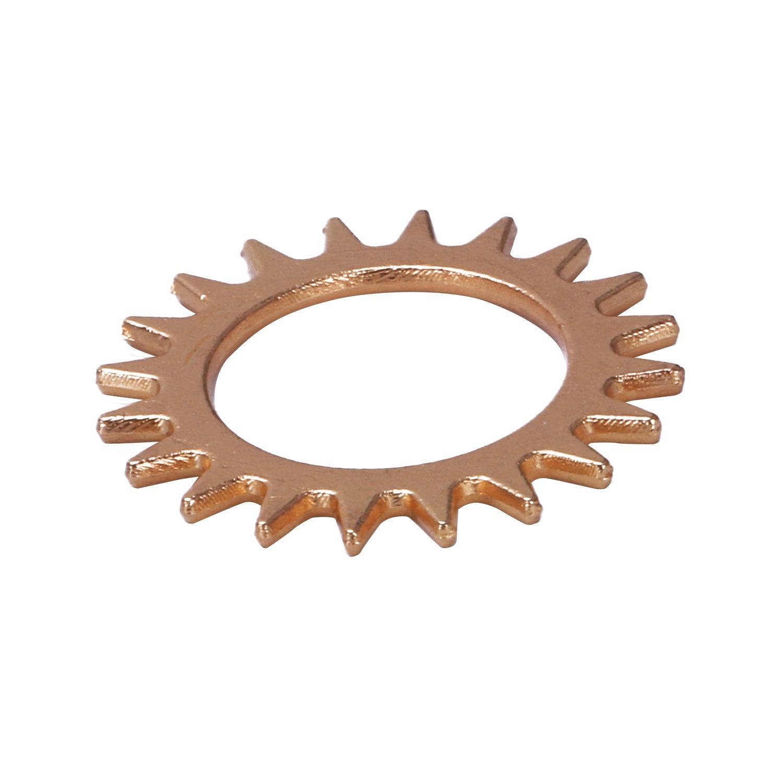 100g-Stueck-Uhrenteile-Steampunk-Zahnraeder-Gang-Sortierte-Uhr-Vintage-Schmu-M2O9 Indexbild 16