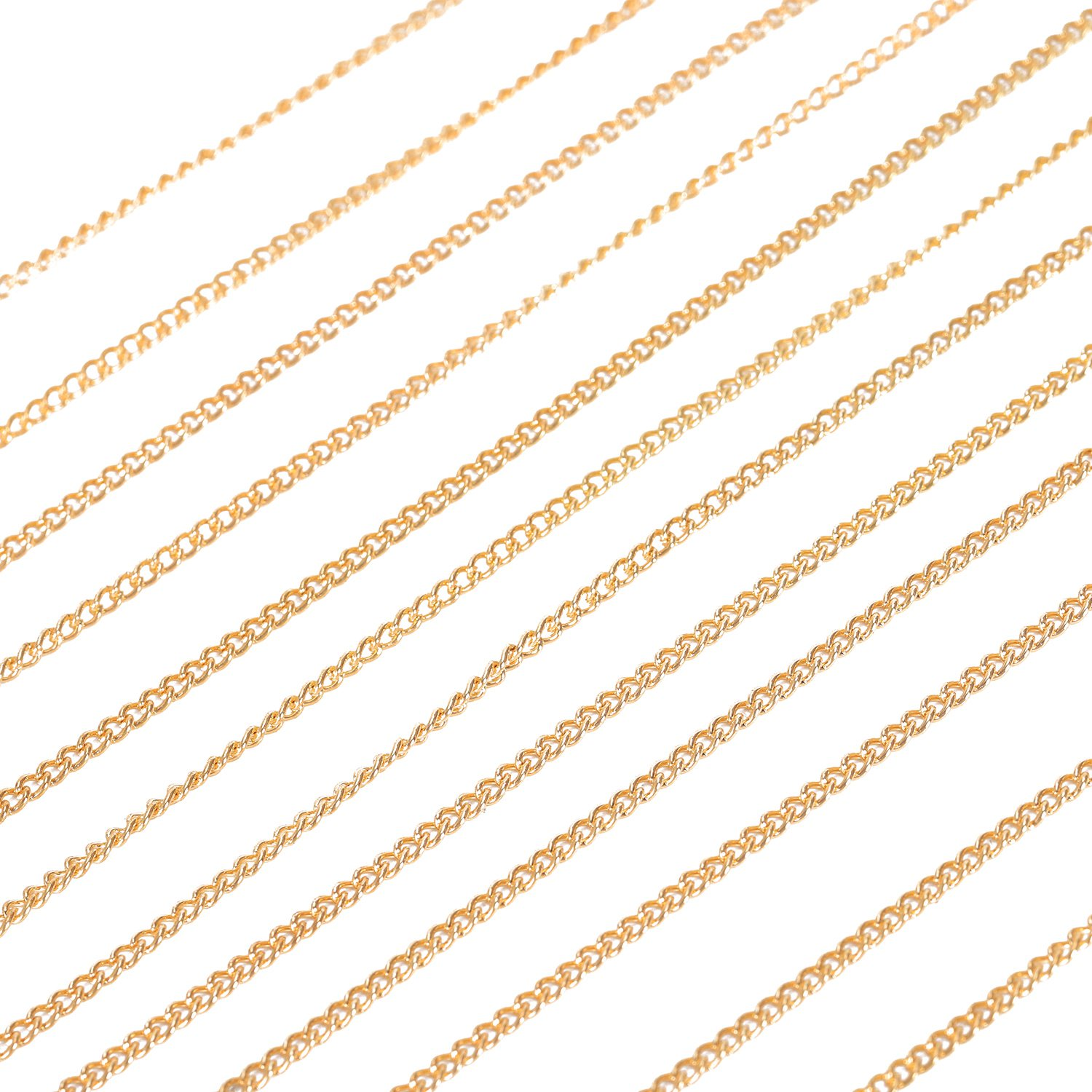 10m-silver-plate-chain-for-jewelry-creation-3-x-2-mm-10m-V9J9 thumbnail 15