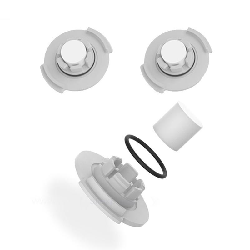 1X Xiaomi Roborock Roboter S50 S51 Staubsauger 2 Zubehör 6 Stück // Charge Zu GY