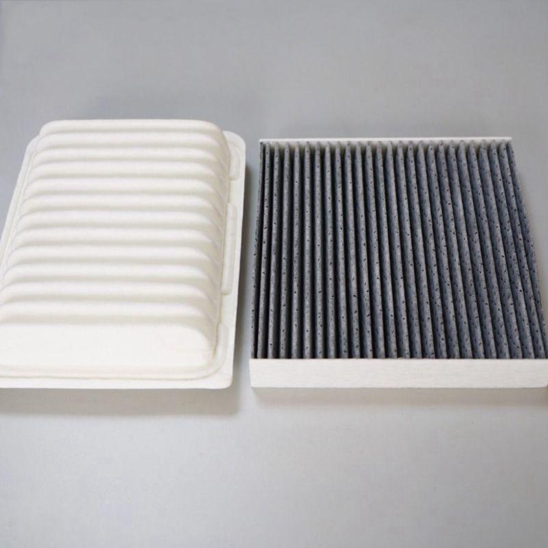 87139-06040 Lexus CARBON Cabin Air Filter Fits OEM 87139-07010 87139-YZZ10