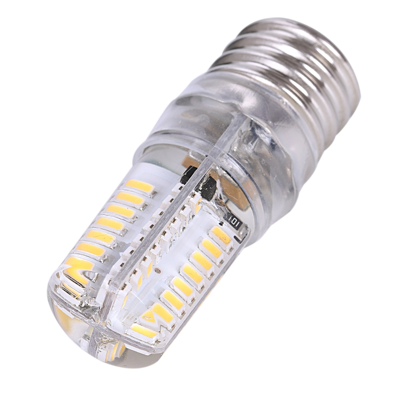 1X-E14-LED-Light-Bulbs-3W-64LED-360-Degree-Beam-Angle-SMD-3014-240-260-7T7 miniature 2