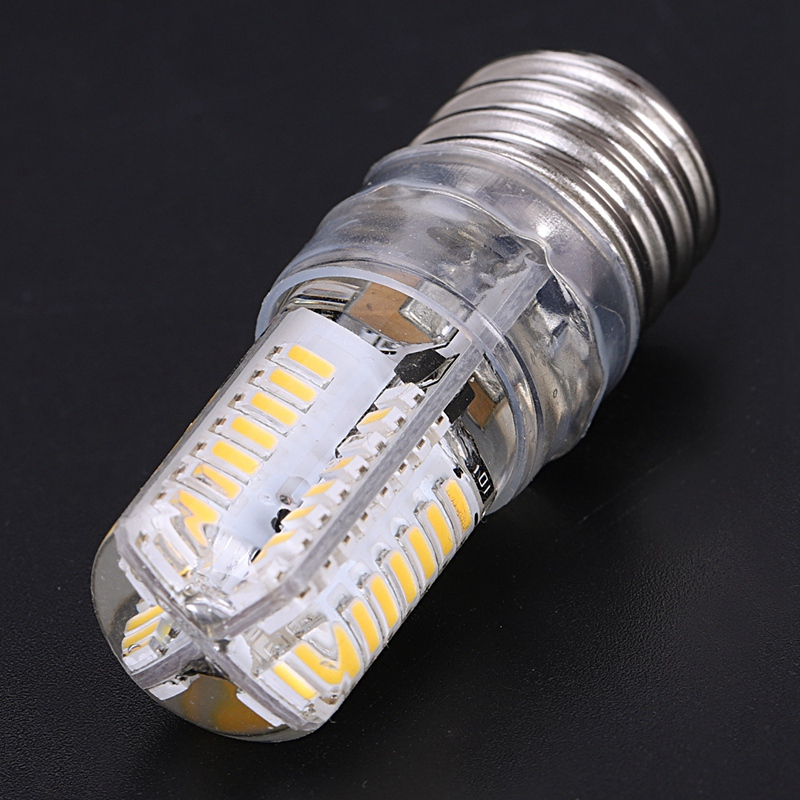 1X-E14-LED-Light-Bulbs-3W-64LED-360-Degree-Beam-Angle-SMD-3014-240-260-7T7 miniature 3