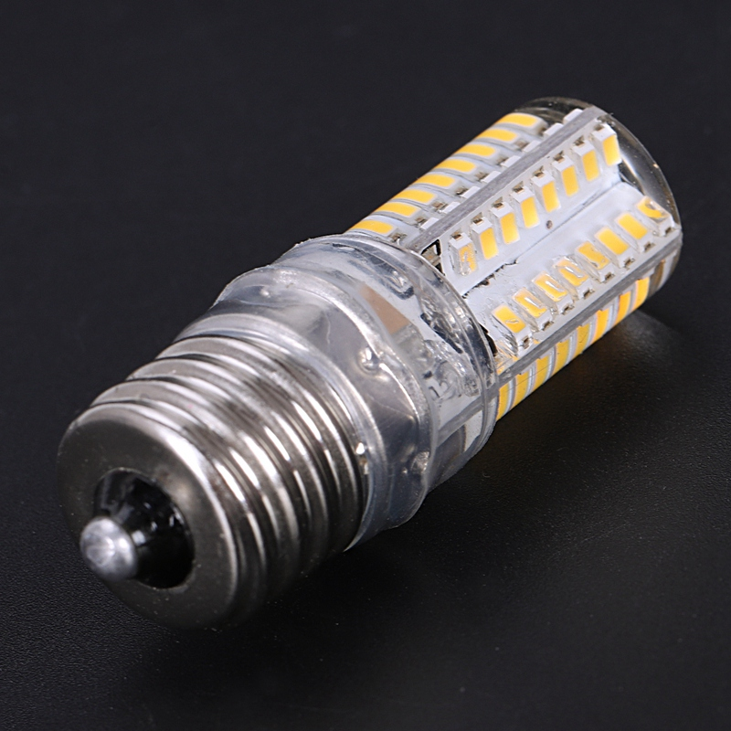 1X-E14-LED-Light-Bulbs-3W-64LED-360-Degree-Beam-Angle-SMD-3014-240-260-7T7 miniature 4