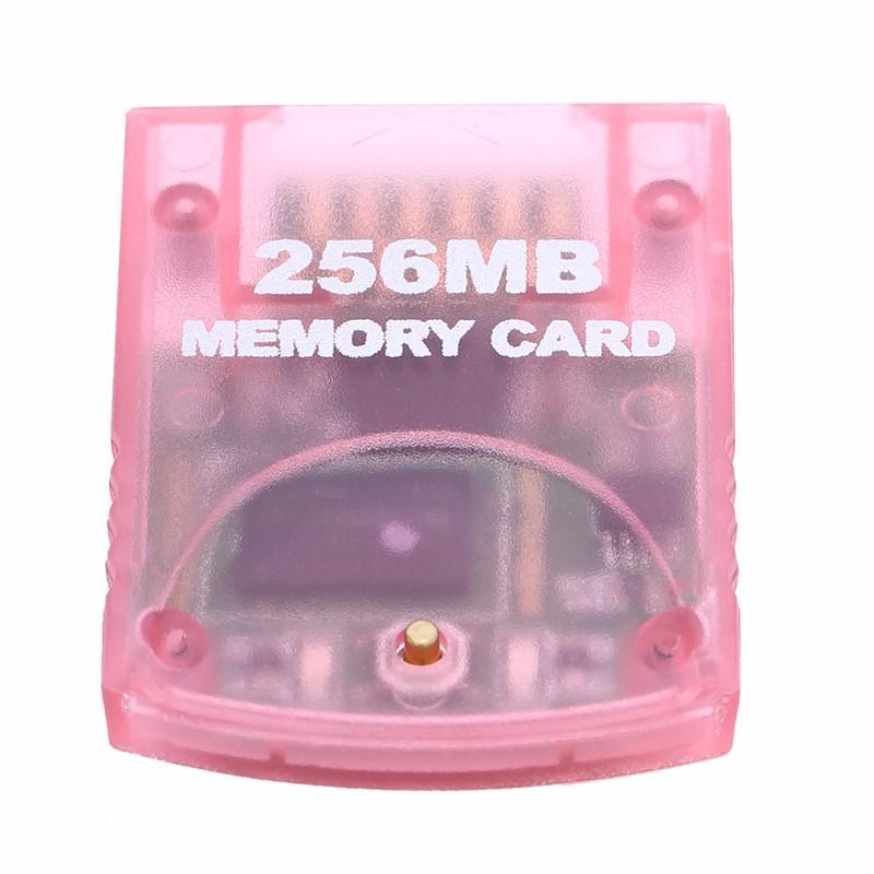 Carte-A-Memoire-Compatible-Pour-Systeme-De-Console-Nintendo-Wii-Gamecube-Gc-D5X8 miniature 9