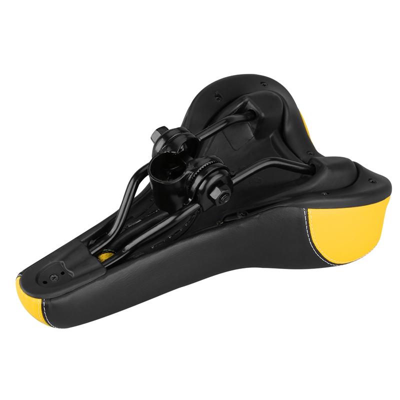 YAFEE-YF-1032-Confortevole-Sella-Bici-Sella-Della-Bicicletta-MTB-Mountain-B-K5U4 miniatura 16