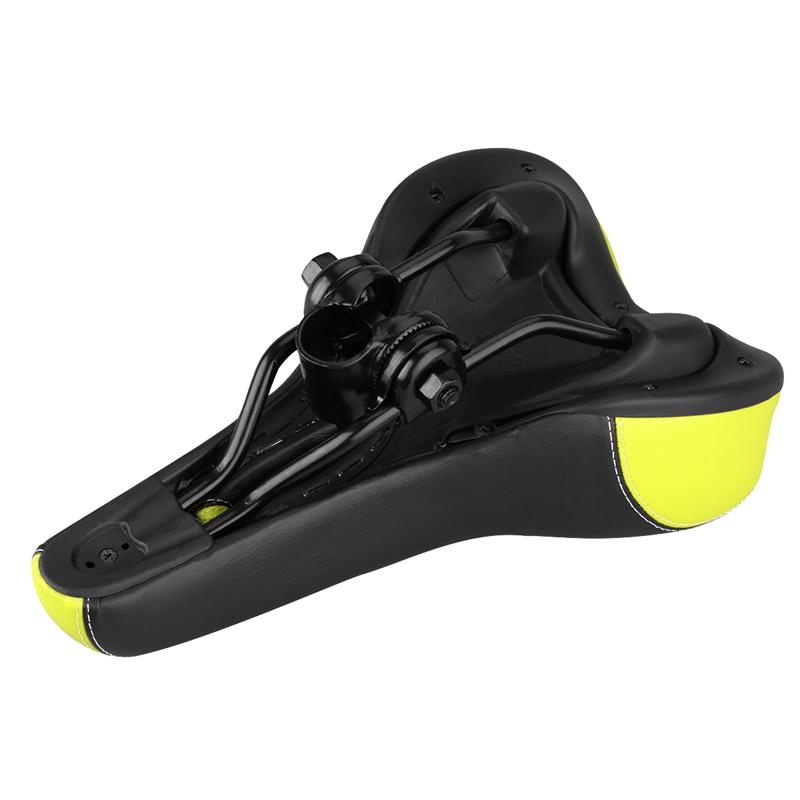 YAFEE-YF-1032-Confortevole-Sella-Bici-Sella-Della-Bicicletta-MTB-Mountain-B-K5U4 miniatura 27