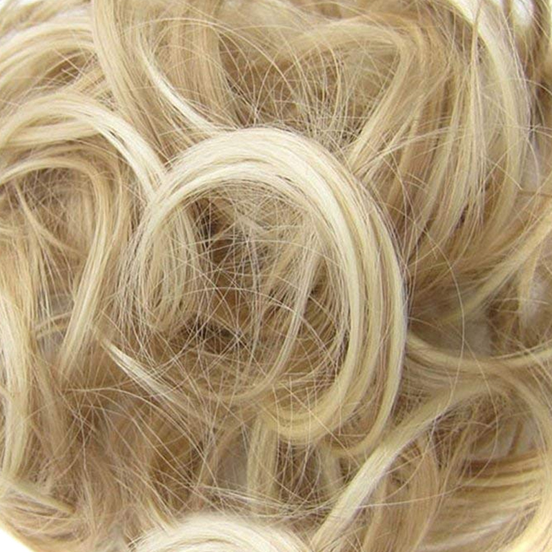 Postiches-De-Cheveux-Ruban-De-Cheveux-Extensions-De-Queue-De-Cheval-Extensi-U5K4 miniature 3