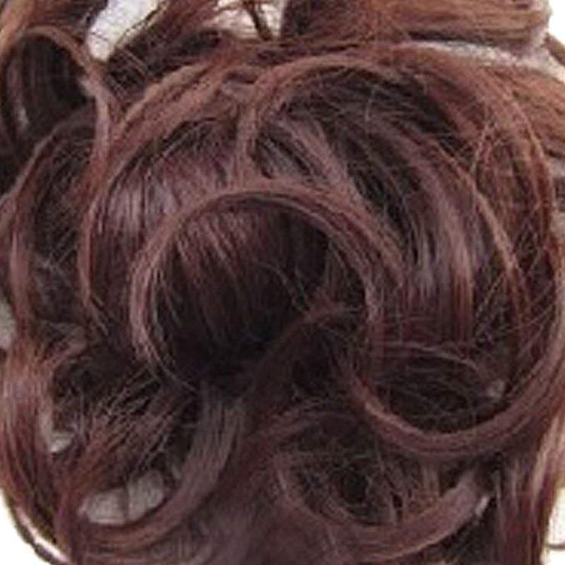 Postiches-De-Cheveux-Ruban-De-Cheveux-Extensions-De-Queue-De-Cheval-Extensi-U5K4 miniature 9