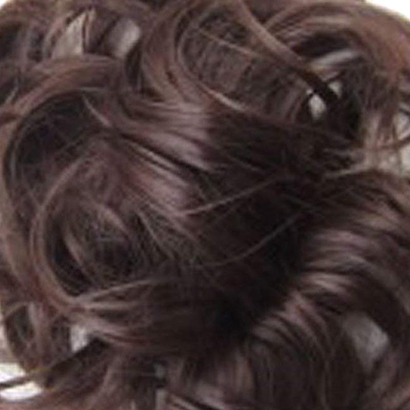 Postiches-De-Cheveux-Ruban-De-Cheveux-Extensions-De-Queue-De-Cheval-Extensi-U5K4 miniature 15