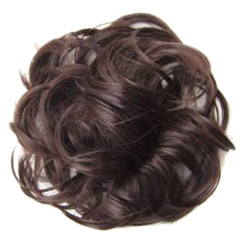 Postiches-De-Cheveux-Ruban-De-Cheveux-Extensions-De-Queue-De-Cheval-Extensi-U5K4 miniature 14