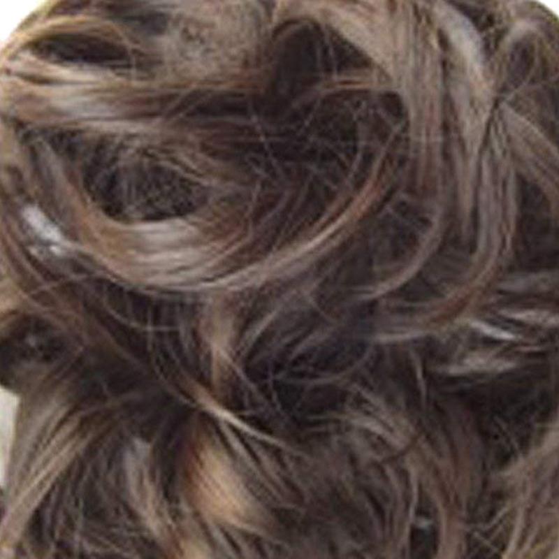 Postiches-De-Cheveux-Ruban-De-Cheveux-Extensions-De-Queue-De-Cheval-Extensi-U5K4 miniature 21