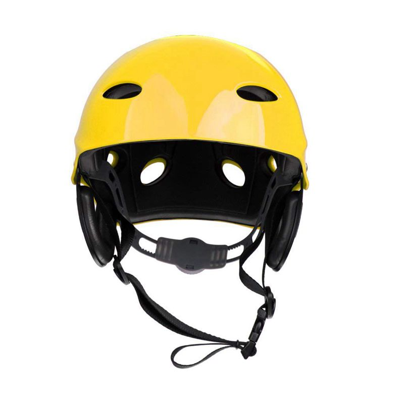 Safety Protector Helmet 11 Breathing Holes for Water Sports Kayak Canoe Sur Q2K9
