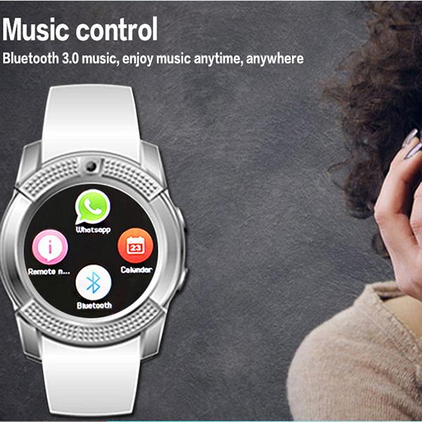 Image result for v8 smart watch