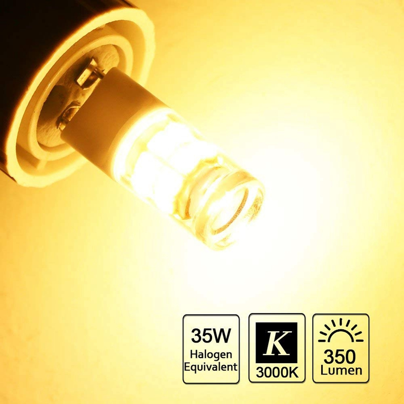 1X-Led-G8-Lumiere-Ampoule-G8-Gy8-6-Culot-A-Deux-Broches-Led-Non-Dimmable-L1A4 miniature 13